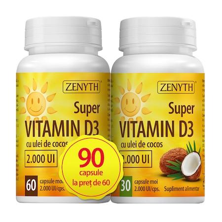 vitamine zenyth tratarea uleiului esențial pentru artroză