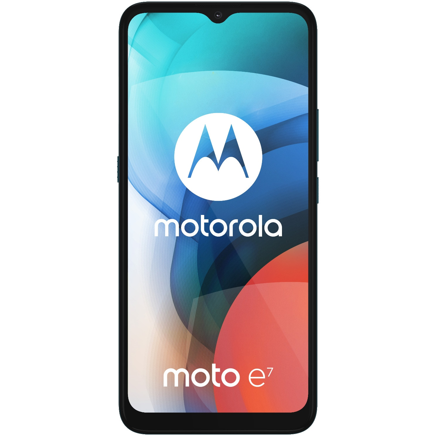 Fotografie Telefon mobil Motorola Moto E7, Dual SIM, 32GB, 4G, Aqua Blue