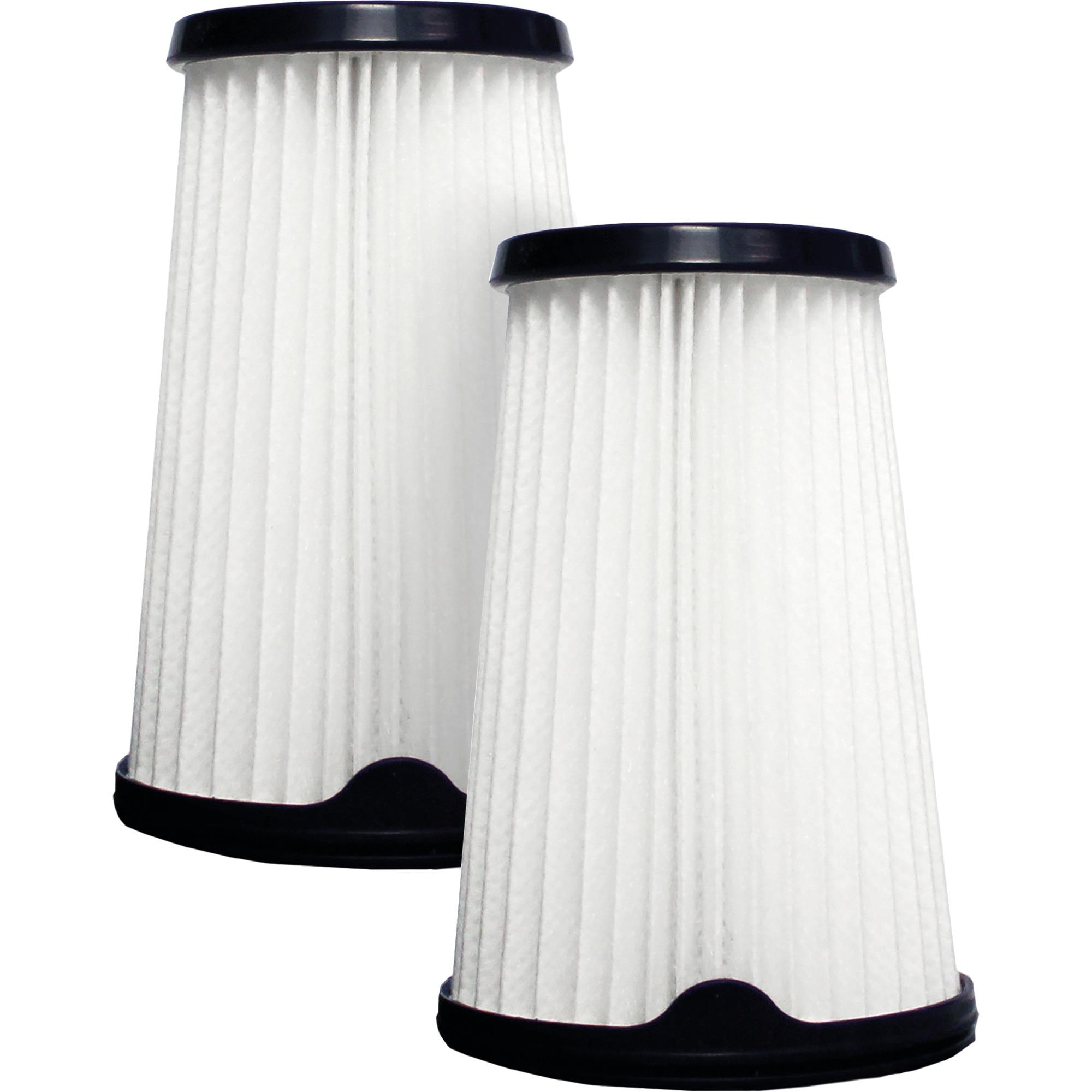 Fotografie Set 2 filtre lavabile pentru aspiratoare cordless din gama ErgoRapido