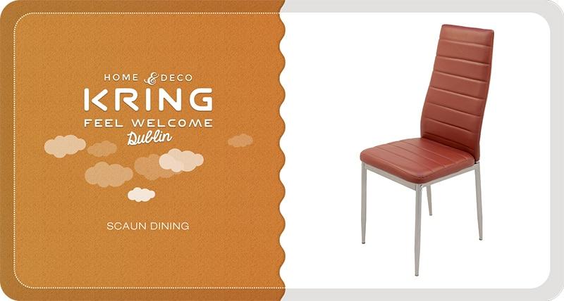 kring dublin dining szék