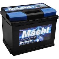 baterie auto macht
