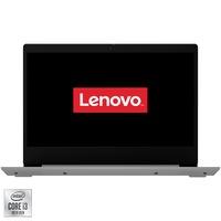"Laptop ultraportabil Lenovo IdeaPad 3 14IIL05 cu procesor Intel Core i3-1005G1 pana la 3.40 GHz, 14"", Full HD, 8GB, 256GB SSD, Intel UHD Graphics, Free DOS, Platinum Grey"