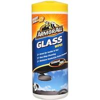 Servetele umede pentru geamuri Armor All, tub, 30 buc