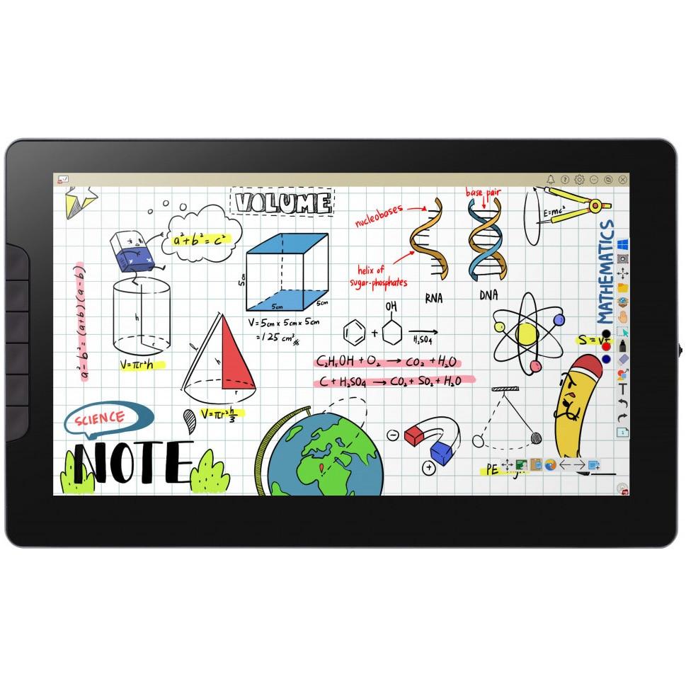 "Fotografie Tableta grafica ViewSonic ViewBoard Pen Display ID1330, 13.3"", 1080p, 8192 niveluri presiune, USB-C"