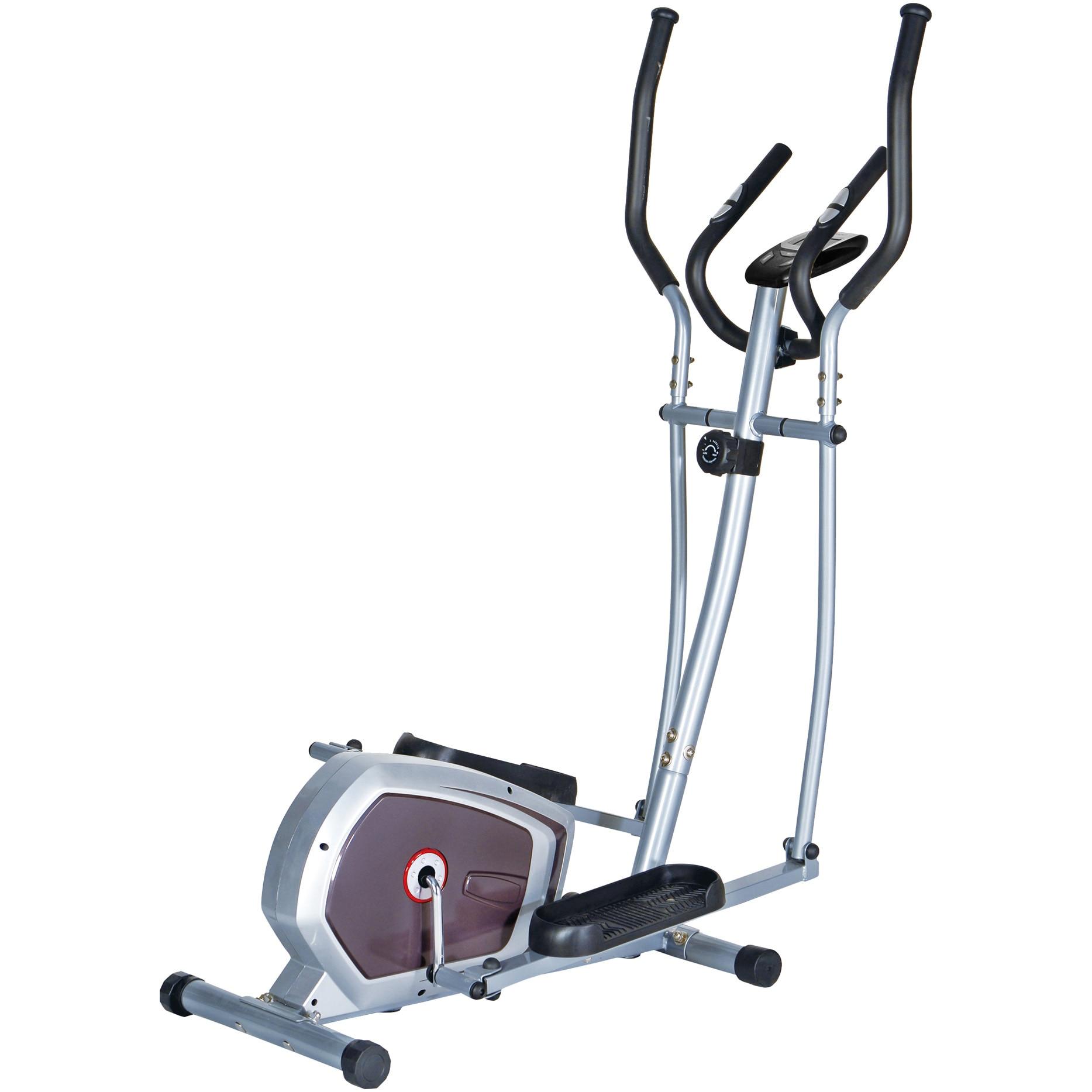Fotografie Bicicleta fitness eliptica DYNAMIC E16, volanta 5 kg, greutate maxima utilizator 100 kg