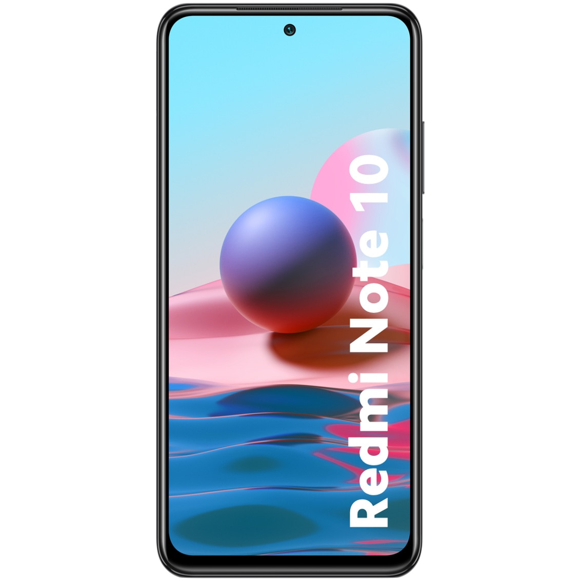 Fotografie Telefon mobil Xiaomi Redmi Note 10, Dual SIM, 64GB, 4G, Onyx Gray