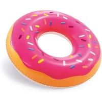 Intex Donut felfújható Úszógumi - Fánk 114cm - rózsaszín (56256NP)
