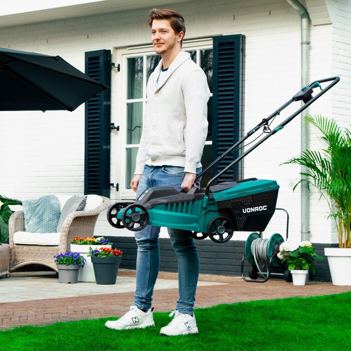 lucrați de la iarba de acasă)