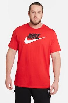 Nike, Icon Futura pamutpóló, piros/fekete/fehér