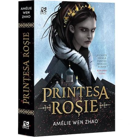Printesa rosie, Amelie Wen Zhao