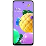 Telefon mobil LG K52, Dual SIM, 64GB, 4GB RAM, 4G, White
