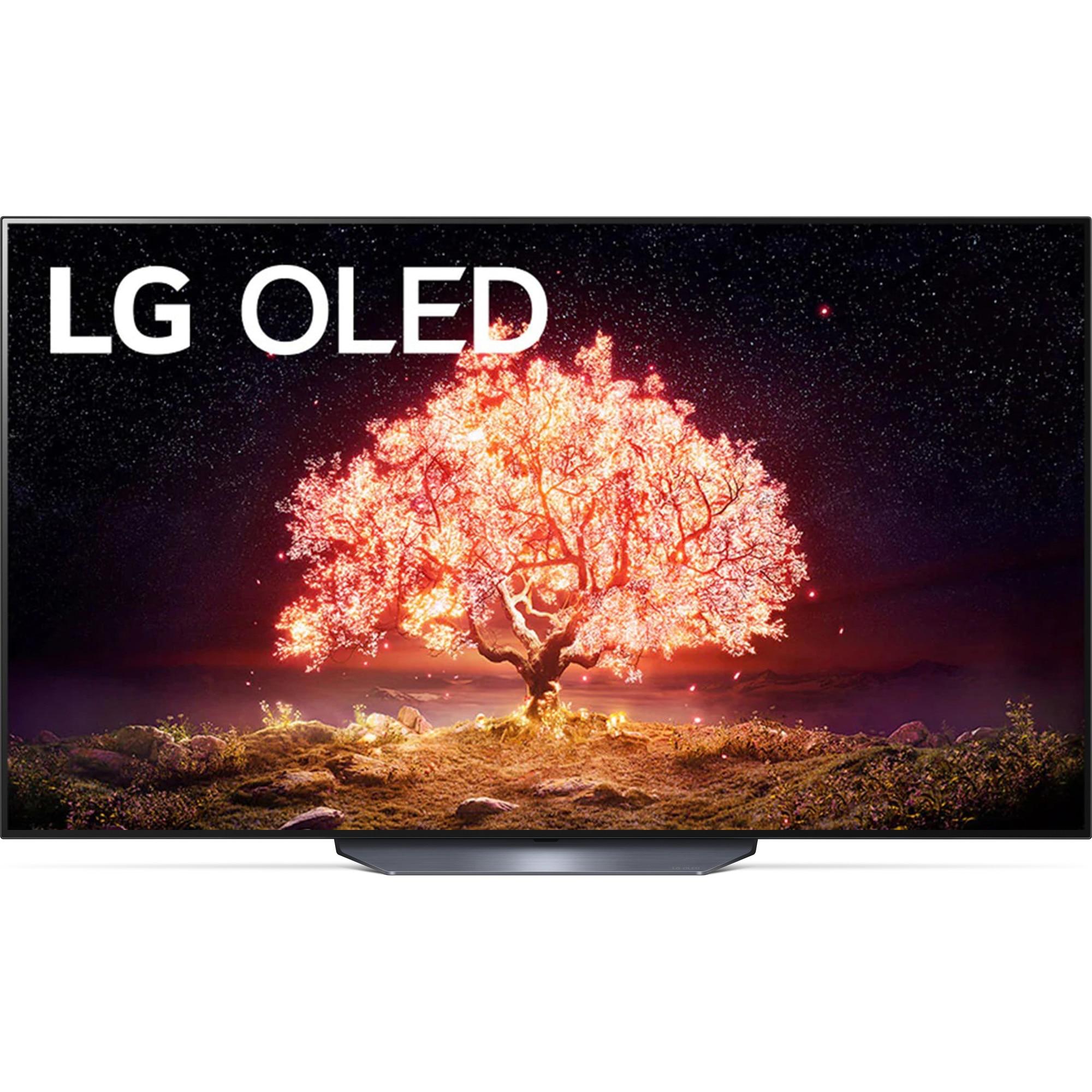 Fotografie Televizor LG OLED65B13LA, 164 cm, Smart, 4K Ultra HD, OLED, Clasa G