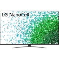 LG 55NANO813PA NanoCell Smart LED TV, 139 cm, 4K Ultra HD, HDR, webOS ThinQ AI