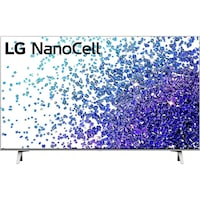LG 43NANO773PA NanoCell Smart LED TV, 108 cm, 4K Ultra HD, HDR, webOS ThinQ AI