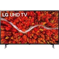 LG 43UP80003LA Smart LED TV, 108 cm, 4K Ultra HD, HDR, webOS ThinQ AI