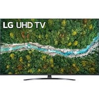LG 43UP78003LB Smart LED TV, 108 cm, 4K Ultra HD, HDR, webOS ThinQ AI