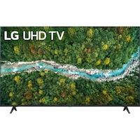 LG 50UP77003LB Smart LED TV, 127 cm, 4K Ultra HD, HDR, webOS ThinQ AI