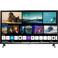 LG 43UP75003LF Smart LED TV, 108 cm, 4K Ultra HD, HDR, webOS ThinQ AI