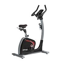 Bicicleta exercitii FLOW FITNESS DHT2500I, Volanta 12 Kg, Greutate utilizator 140 Kg, 24 programe antrenament, Bluetooth, Suport sticla