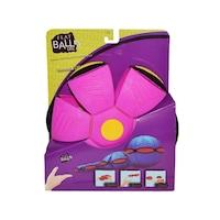Robentoys® Flat Ball Labda, korong alakú, fényekkel