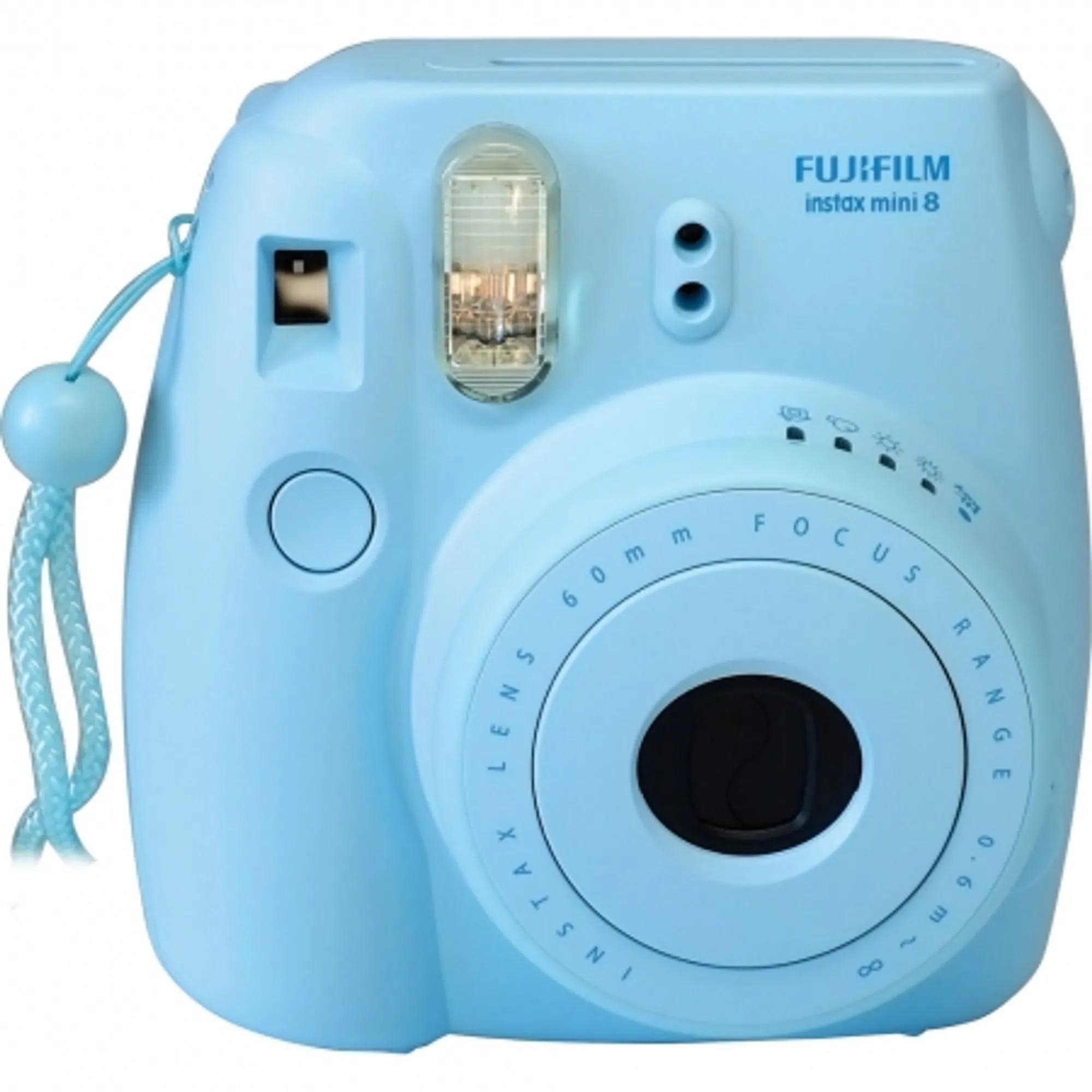 Fotografie Camera foto instant Fujifilm Instax mini 8, Blue