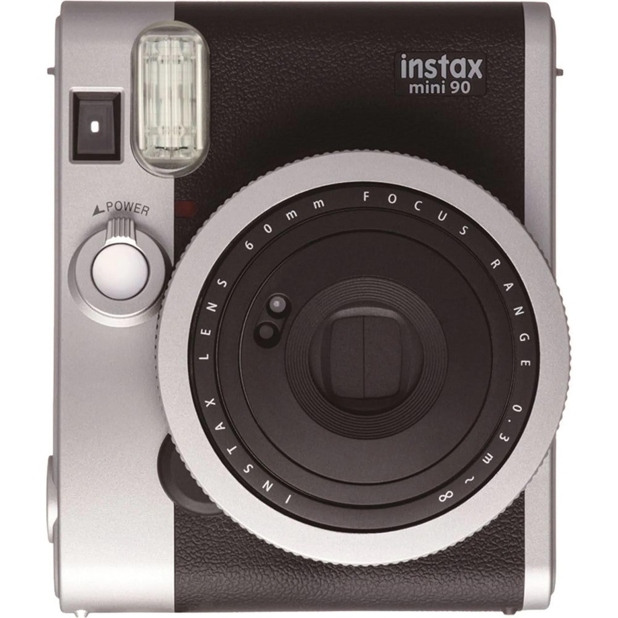 Fotografie Camera foto instant Fujifilm Instax mini 90, Black