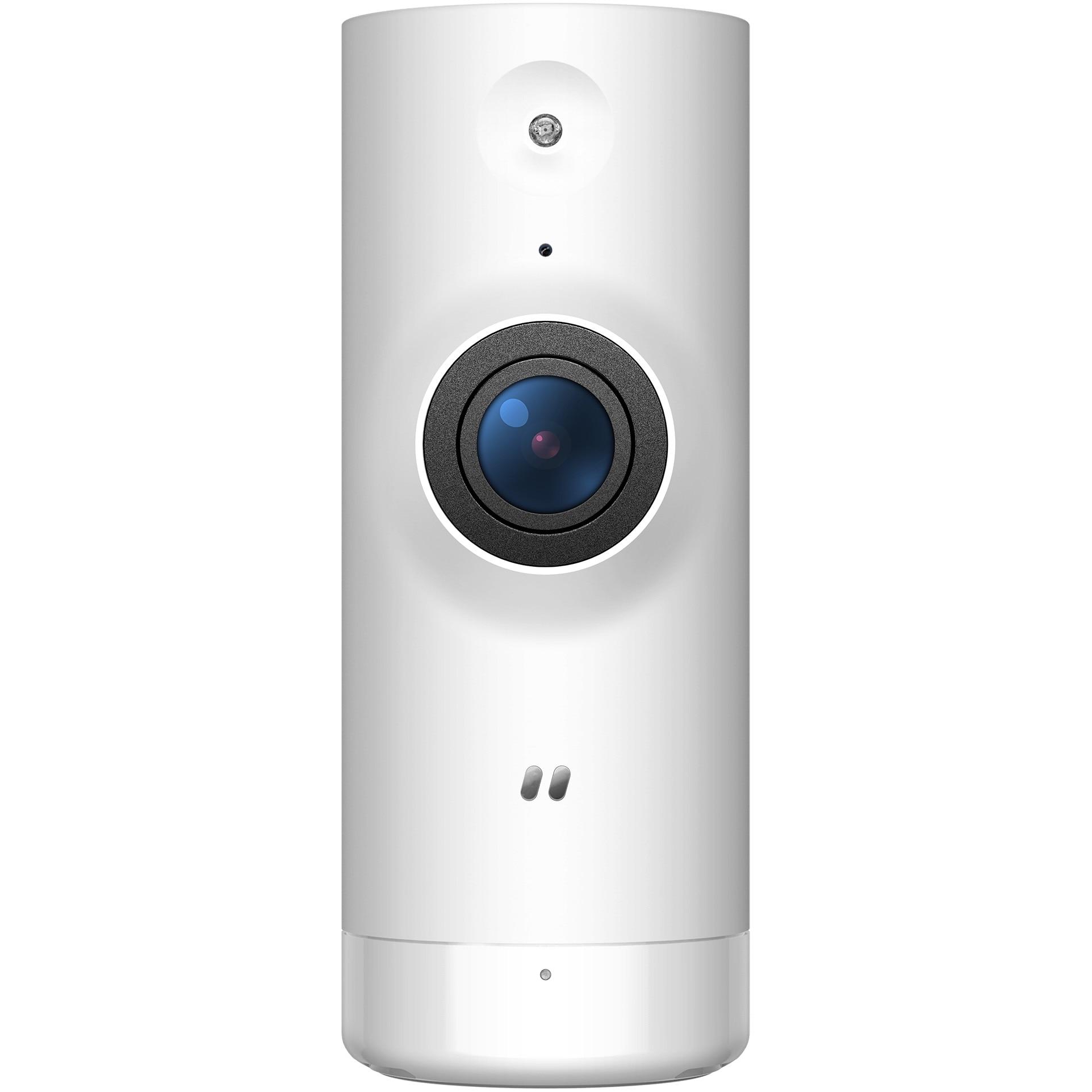 """Fotografie Camera de supraveghere D-Link Mini Full HD Wi‑Fi, DCS-8000LHV2, 1080p, CMOS 1/2.7"""", 3.28mm, IR 5m"""