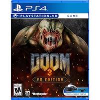 Doom 3 Vr PlayStation 4 Játékszoftver
