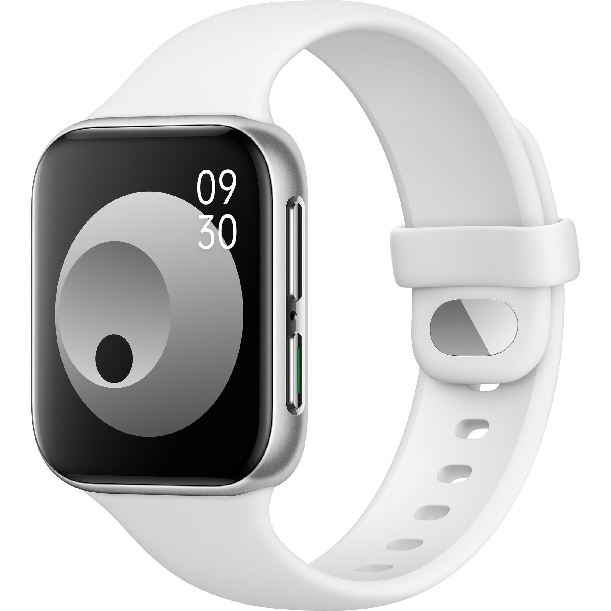 Fotografie Ceas Smartwatch OPPO Watch, 41mm, Silver