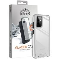 Защитен калъф Eiger Glacier Case за Samsung Galaxy A72 Clear, Shock resistant