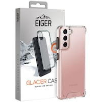 Защитен калъф Eiger Glacier Case за Samsung Galaxy S21 Plus Clear