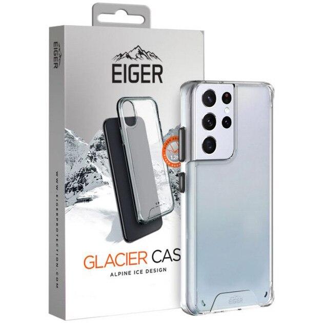 Fotografie Husa de protectie Eiger Glacier Case pentru Samsung Galaxy S21 Ultra Clear