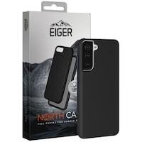 Защитен калъф Eiger North Case за Samsung Galaxy S21 Plus, Black