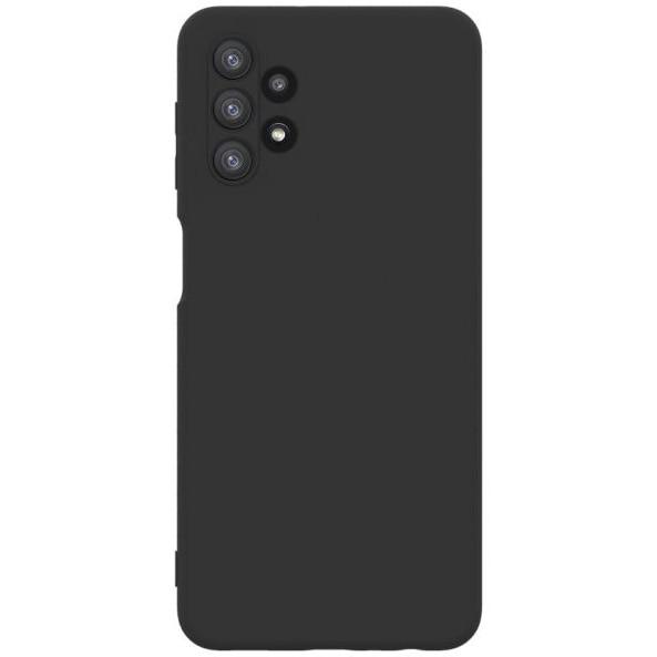 Fotografie Husa de protectie Lemontti Silicon Soft Slim pentru Samsung Galaxy A32 5G, Black