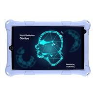Smart TabbyBoo® Genius Tablet, 8 hüvelyk, 2GB-os DDR3 RAM, 32GB-os ROM, 4G LTE, kettős SIM - Lila