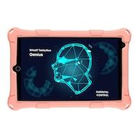 Smart TabbyBoo® Genius Tablet, 8 hüvelyk, 2GB-os DDR3 RAM, 32GB-os ROM, 4G LTE, kettős SIM - Rózsaszín