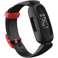 Fitbit Ace 3 gyerek aktivitásmérő Fekete/Verseny piros