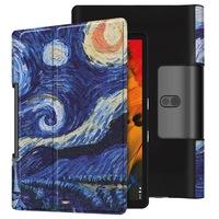 "Kалъф за таблет Ka Digital Lenovo Yoga Smart Tab YT-X705F 10.1"" инча , Звездно небе"
