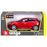 Bburago 3221288 Bburago 1 /24 - Alfa Romeo Giulietta