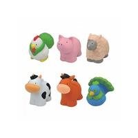 Ks Kids 3107719 Popbo Blocs farm állatfigurák