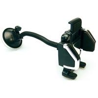 Sandberg In Car Universal Mobile Holder szélvédőre helyezhető telefon tartó, fekete