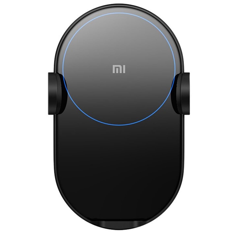 Fotografie Incarcator auto Xiaomi Mi Wireless Car Charger, 20W (Max.), Negru