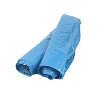 Gumiabroncs zsákok, 100 db, 52 cm, kék