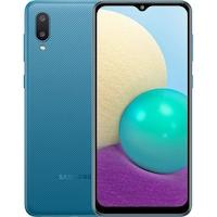 Смартфон Samsung Galaxy A02, Dual SIM, 32GB, 4G, Blue