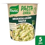 KNORR Snack tészta Brokkoli-sajtos szósszal, 62g