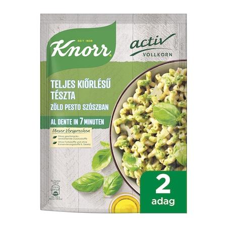 KNORR Spaghetteria Teljeskiörlésű tészta pestoval, 149g