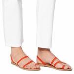 Дамски сандали Find AZ14508-2439198, Произведени в Европа, Червен, 38 EU