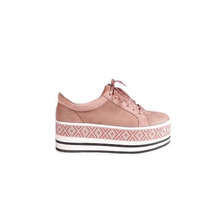 Pantofi sport dama Feodora, 3850-2, Roz