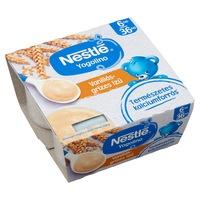 Nestlé Yogolino Grízes babapuding, vaníliás, 4x100g