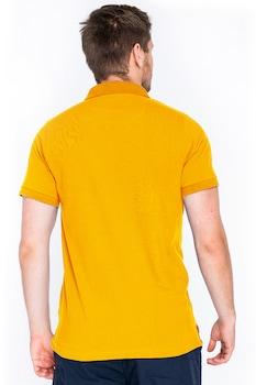 Fundango, Incognito galléros póló hímzett logóval, Narancssárga